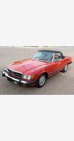 1987 Mercedes-Benz 560SL for sale 101133812