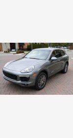 2016 Porsche Cayenne for sale 101133817