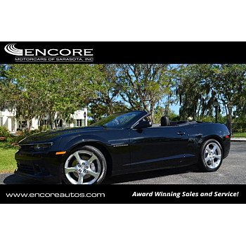 2015 Chevrolet Camaro SS Convertible for sale 101133833