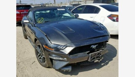 2019 Ford Mustang for sale 101133948