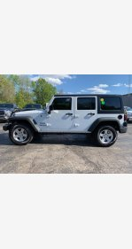 2016 Jeep Wrangler 4WD Unlimited Sport for sale 101134000