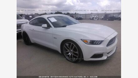 2017 Ford Mustang GT Coupe for sale 101134003