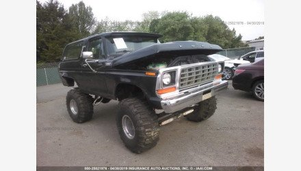 1978 Ford Bronco for sale 101134175