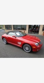 2007 Chrysler Crossfire Convertible for sale 101134198