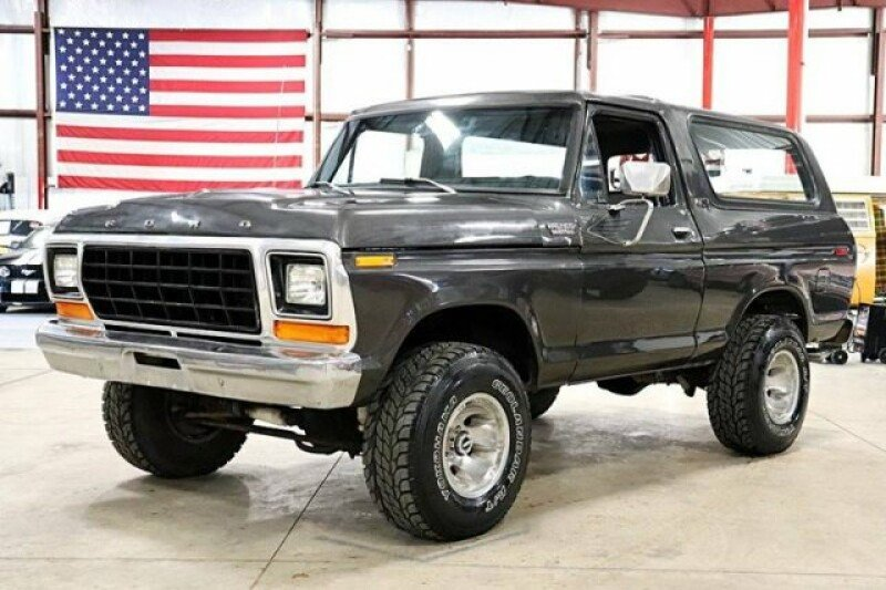 1979 Ford Bronco Classics For Sale