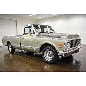 1972 Chevrolet C/K Truck for sale 101134210