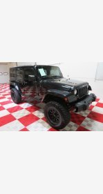 2010 Jeep Wrangler 4WD Unlimited Sahara for sale 101134219