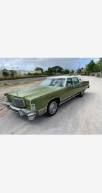 1975 Lincoln Continental for sale 101134221