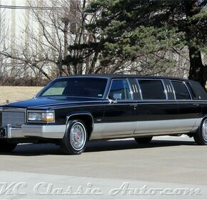 1990 Cadillac Brougham for sale 101134253