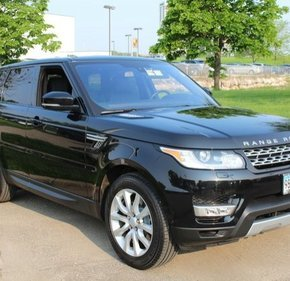 2016 Land Rover Range Rover Sport HSE for sale 101134270