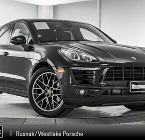 2018 Porsche Macan for sale 101134290
