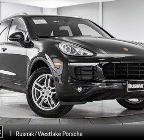 2016 Porsche Cayenne for sale 101134292
