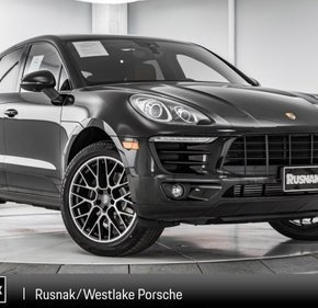 2017 Porsche Macan for sale 101134293
