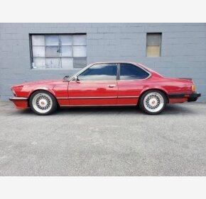 1985 BMW 635CSi for sale 101134299