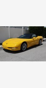 2004 Chevrolet Corvette Convertible for sale 101134324