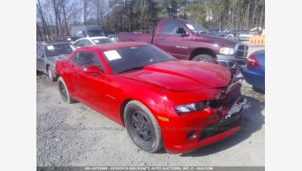 2014 Chevrolet Camaro LS Coupe for sale 101134903