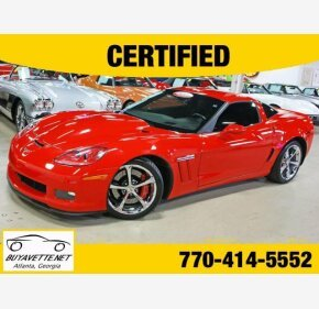 2013 Chevrolet Corvette Grand Sport Coupe for sale 101134948