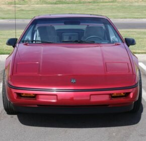 1988 Pontiac Fiero for sale 101134961