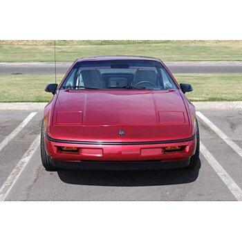 1988 Pontiac Fiero for sale 101134961