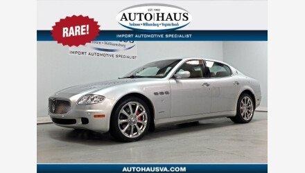 2007 Maserati Quattroporte for sale 101134987