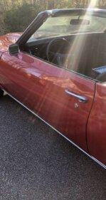 1969 Pontiac Firebird for sale 101135018