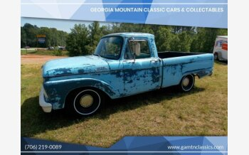 1961 Ford F100 for sale 101135039