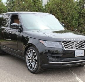 2018 Land Rover Range Rover Autobiography for sale 101135083