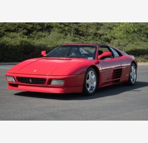 1990 Ferrari 348 TS for sale 101135101