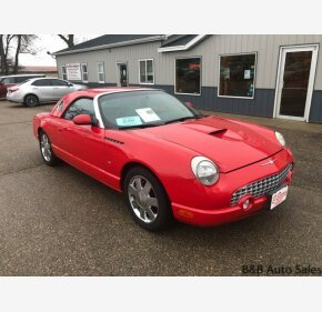 2002 Ford Thunderbird for sale 101135120