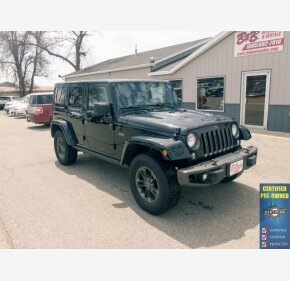 2016 Jeep Wrangler 4WD Unlimited Sahara for sale 101135128