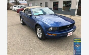 2007 Ford Mustang Convertible for sale 101135130