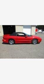 1999 Pontiac Firebird Trans Am Convertible for sale 101135198