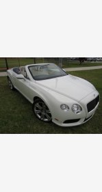 2013 Bentley Continental GT V8 Convertible for sale 101135204