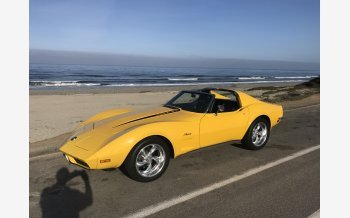 1973 Chevrolet Corvette Coupe for sale 101135234