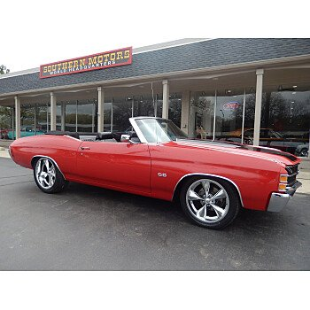 1971 Chevrolet Chevelle for sale 101135247