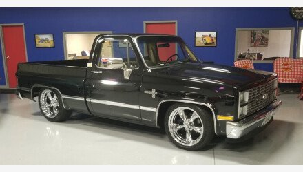 1984 Chevrolet C/K Truck 2WD Regular Cab 1500 for sale 101135264