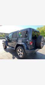 2016 Jeep Wrangler 4WD Unlimited Sahara for sale 101135418