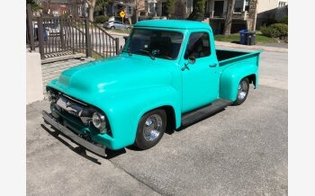1954 Ford F100 2WD Regular Cab for sale 101135420
