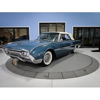 1962 Ford Thunderbird for sale 101135621