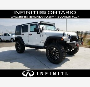 2017 Jeep Wrangler 4WD Unlimited Sport for sale 101135639