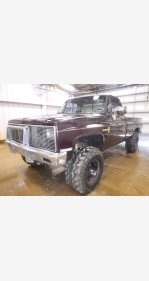 1981 Chevrolet C/K Truck 4x4 Regular Cab 1500 for sale 101135664