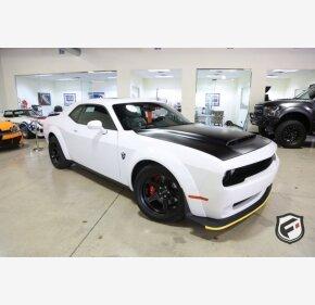 2018 Dodge Challenger SRT Demon for sale 101135672