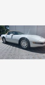 1993 Chevrolet Corvette Convertible for sale 101135674