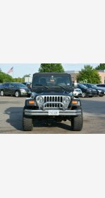 2006 Jeep Wrangler 4WD Unlimited for sale 101135695