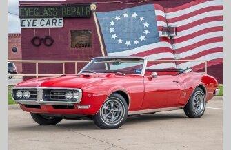 1968 Pontiac Firebird for sale 101135710
