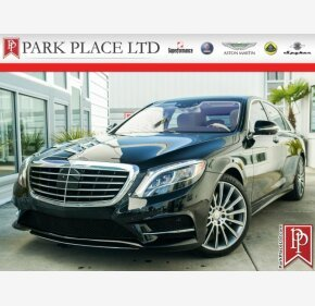 2016 Mercedes-Benz S550 4MATIC Sedan for sale 101135729