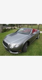 2013 Bentley Continental GT V8 Convertible for sale 101135772