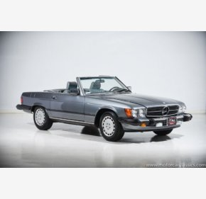 1988 Mercedes-Benz 560SL for sale 101135779