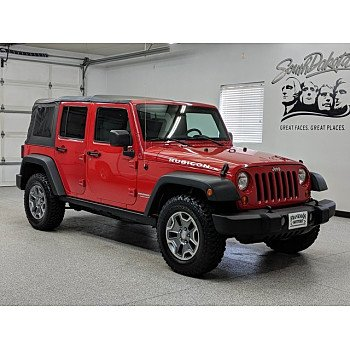 2008 Jeep Wrangler 4WD Unlimited Rubicon for sale 101135791