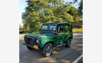 1987 Land Rover Defender 90 for sale 101135805